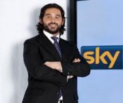 Daniele Adani commentatore Sky Sport HD
