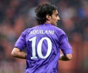 Alberto Aquilani Fiorentina maglia numero 10