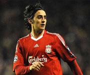 Aquilani Liverpool 2009 2010