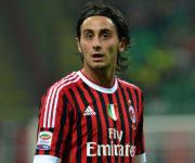 Alberto Aquilani Milan 2011 2012