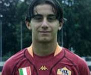 Alberto Aquilani giovanili Roma