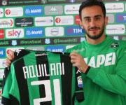 Alberto Aquilani Sassuolo Calcio 2017
