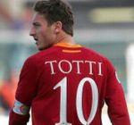 Francesco Totti, capitano Roma