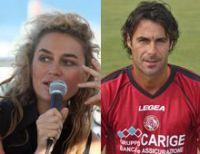 Lory Del Santo e Fabio Galante