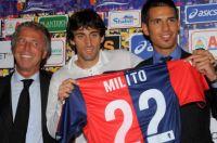 Diego Milito, Genoa