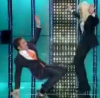 Del Piero balla Tuca Tuca con Raffaella Carrà