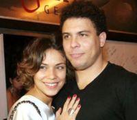 Ronaldo e Maria Beatriz