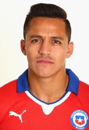 Alexis Sanchez Cile calcio
