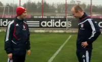 Infiltrati Allenamento Bayern Monaco