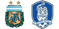 Argentina - Corea del Sud 4-1, Girone B Mondiali 2010