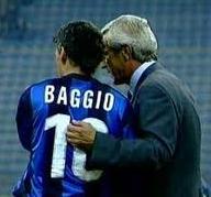 Roberto Baggio e Marcello Lippi, Inter FC