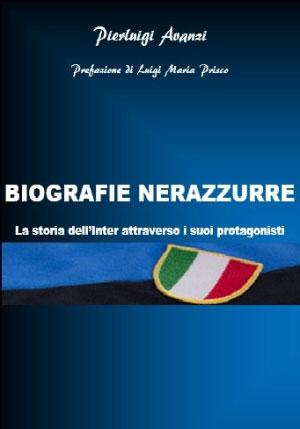 Biografie nerazzurre, Pierluigi Avanzi, copertina libro