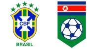 Brasile - Corea del Nord 2-1, Gruppo G Mondiali 2010