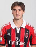 Bryan Cristante Milan Calcio