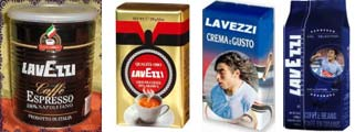 Caffè LavEzzi (fotomontaggio Caffè Lavazza)