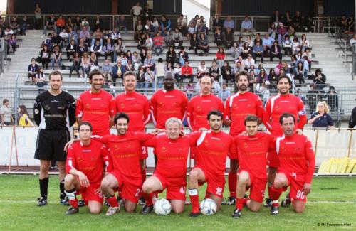 Calciattori Team (squadra calcio attori)