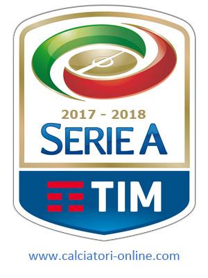 Campionato calcio Serie A 2017 2018