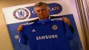 Carlo Ancelotti, Allenatore Chelsea