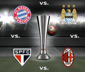 Audi Cup 2013 Calcio
