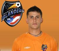 Cristian Arrieta, Puerto Rico Islanders FC