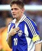 Dragan Stojkovic, Serbia Montenegro