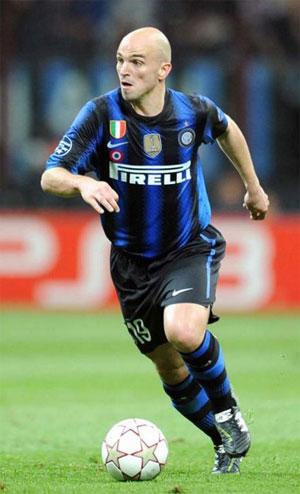 Esteban Cambiasso Inter FC