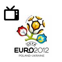 Europei 2012 in TV