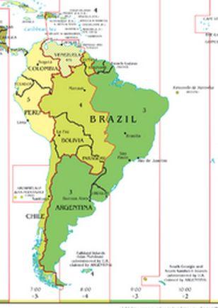 Fusi orari del Brasile