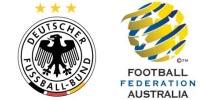 Germania - Australia 4-0, Girone D Mondiali 2010