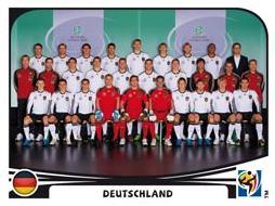 Figurina Panini Germania Mondiali 2010