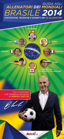 Allenatori Squadre Mondiali 2014 Brasile