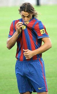 Zlatan Ibrahimovic, Barcellona