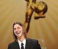 Oscar del Calcio 2008: Zlatan Ibrahimovic