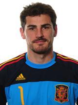 Iker Casillas, Spagna