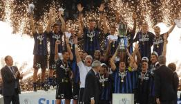 Inter vince Supercoppa Italiana 2010