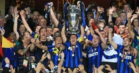 Inter Vince Champions League 2010