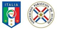 Italia - Paraguay 1-1, Gruppo F Mondiali 2010
