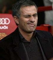 Josè Mourinho strizza l'occhio
