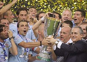 Supercoppa Italiana 2009: Lazio-Inter 2-1