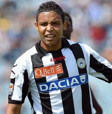 Luis Muriel Udinese Calcio