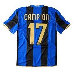 Maglia Inter Campioni 17