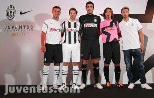 Maglie Juventus 2011 2012