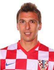 Mario Mandzukic Croazia