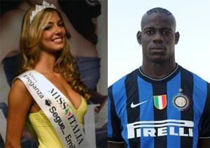 Melissa Castagnoli e Mario Balotelli