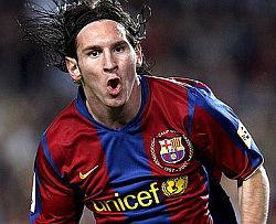Lionel Messi, Barcellona, Pallone d'Oro 2009