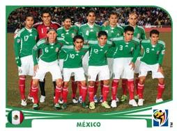 Figurina Panini Messico Mondiali 2010