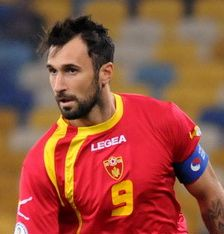 Mirko Vucinic Montenegro