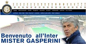 Gasperini Allenatore Inter