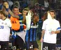 Esultanza Eto'o e Materazzi | Finale Mondiale per Club 2010