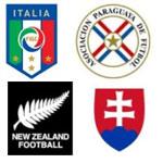 Girone F Mondiali 2010